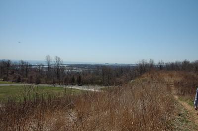 04-17-05 Harshorne Woods Park Hike