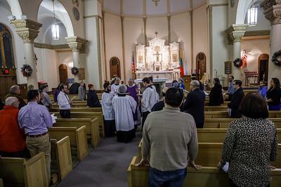 Ordinariate Mass 181202