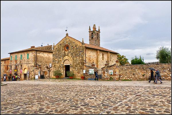 Monteriggioni  2019 (Siena)