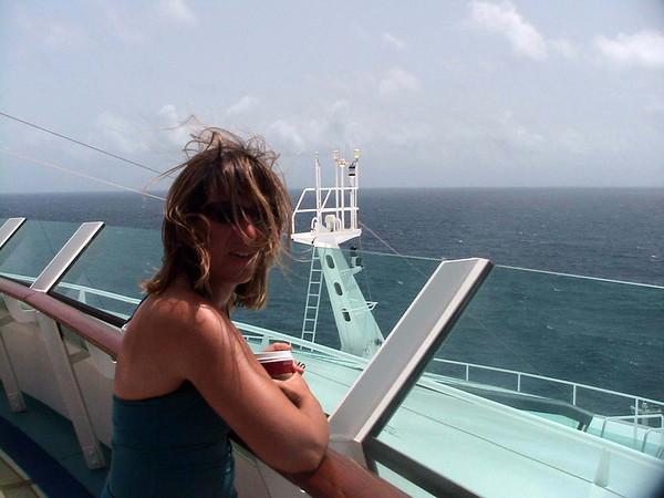 Day 5-At Sea