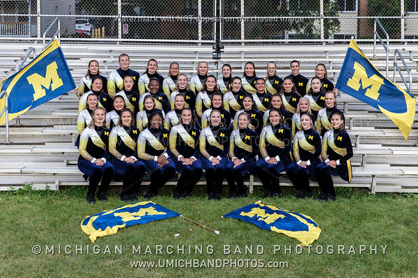 Section Photos - Band Week 2019