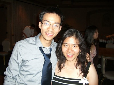 2005.10.02 Sun - Leslie Lin & Dave Lee's wedding