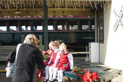 Santa Train 2008