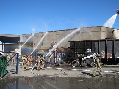 October 11, 2013 - 2nd Alarm - 45 Commercial St.