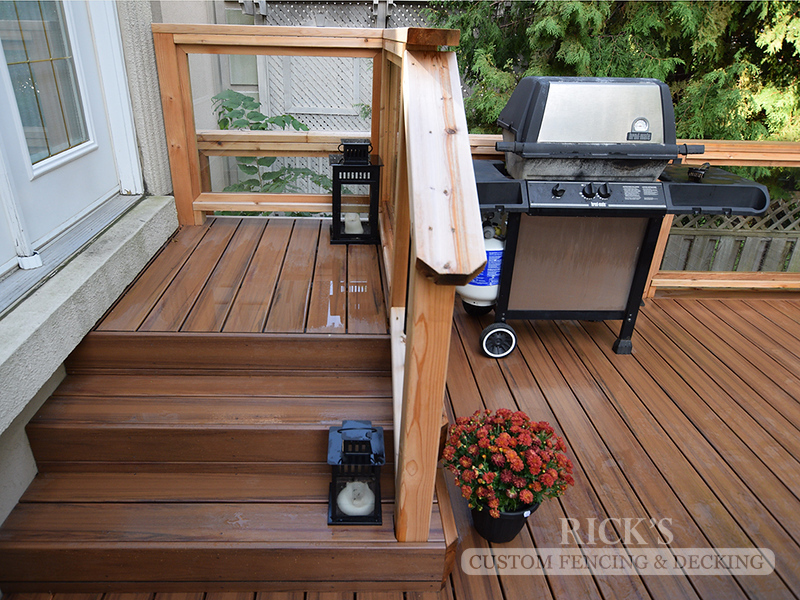 1263 - Lifestyle HDPE Composite Decking