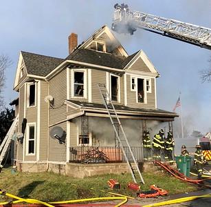House Fire - Lyell Ave, Rochester, NY - 1/13/21
