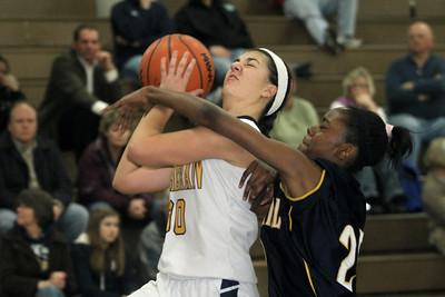 Arthur Hill at Valley Lutheran girls basketball 20130104