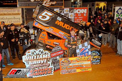 Williams Grove Speedway - 9/30/17 - Tommy Hein