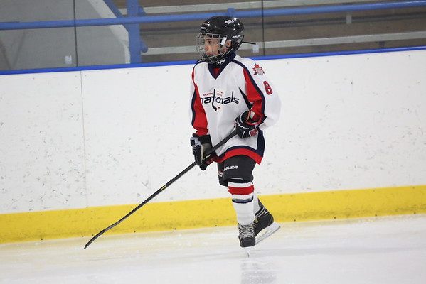 Mite A - Woolwich Wildcats