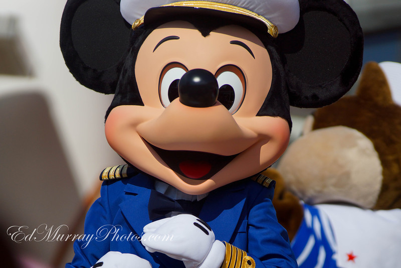 """Captain Mickey: Happy Thursday! The Disney Cruise was terrific - they did a spectacular job!!!More pics to come! We did have an """"incident"""" while returning from Mexico. We came across a small raft with 5 refugees. I documented the entire incident and made a separate gallery - The desperation of these people who are willing to risk their lives to get a taste of something that we take for granted saddens me.  check it out: (the gallery is also at the bottom of my home page)   http://www.edmurrayphotos.com/Other/Rescue-at-Sea/29042035_fLwptK#!i=2470784722&k=ND9Dz5K   4/25/2013"""