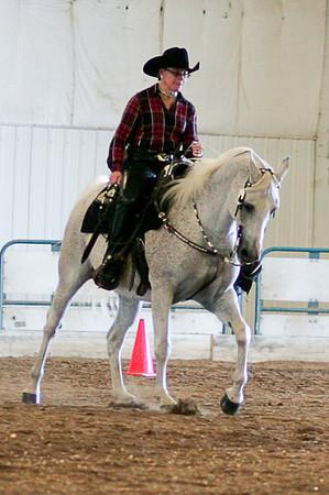 Pattern Riding class - Sep 11 2011