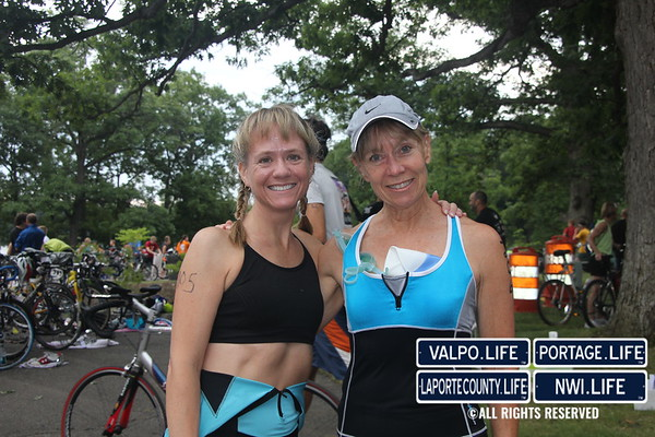 Valpo Triathlon 2011 Pre-race Photos