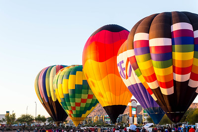 2016 Balloon Festival at Southern Hills Hospital