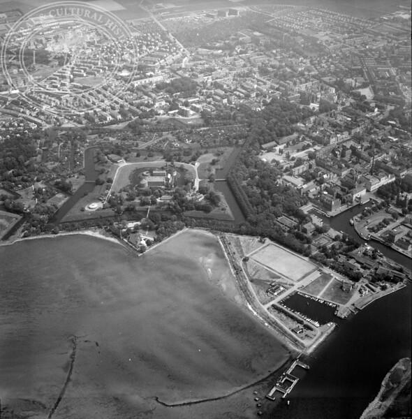 Citadellet, harbor | EE.1617