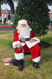 """CHRISTUS St. John Reindeer Run """"Santa"""" 2011"""