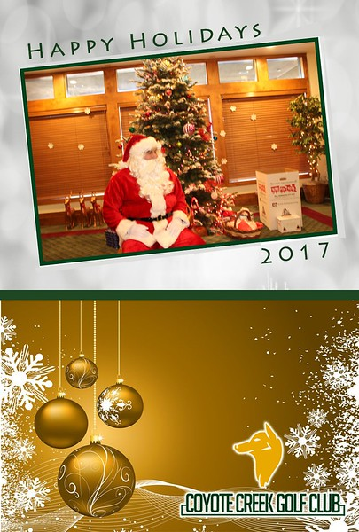 Coyote Creek Golf Course Holiday Party