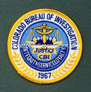 Colorado Burea of Investigation