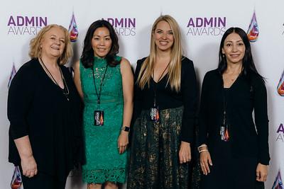 2019-10-25 | Admin Awards San Francisco
