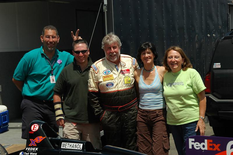 Wayne, Dan, Ted, Sharon & Joy