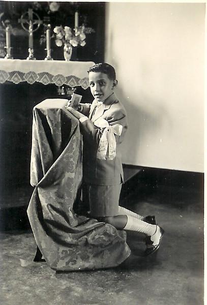 Dundo. 1956. Toni Dinis
