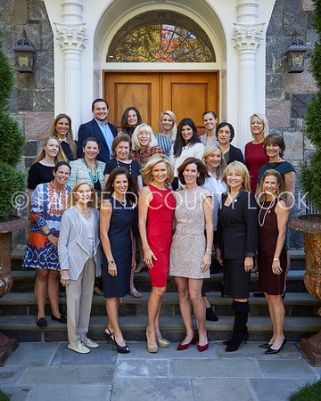 2017-10-19 American Red Cross Metro North Red & White Ball Committee Luncheon