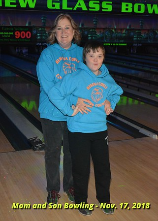 2018 Regina Coeli Mom-Son Bowling
