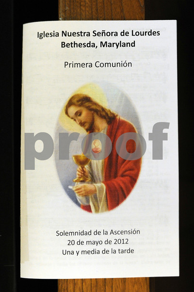 OLOL Spanish First Communion