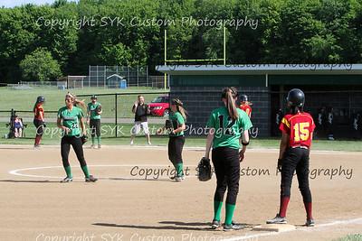 WBHS Softball vs Mooney
