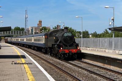 Portlaoise / Portarlington (Rail), 20-06-2017