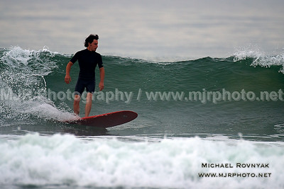 Surfing, The End, William H and Abby 07.19.14