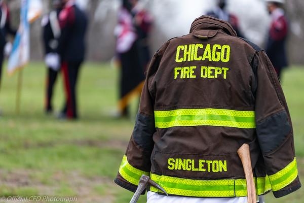 2020-04-22 Edward L Singleton Funeral