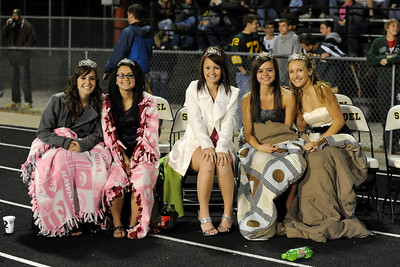 Homecoming Candidates 2011