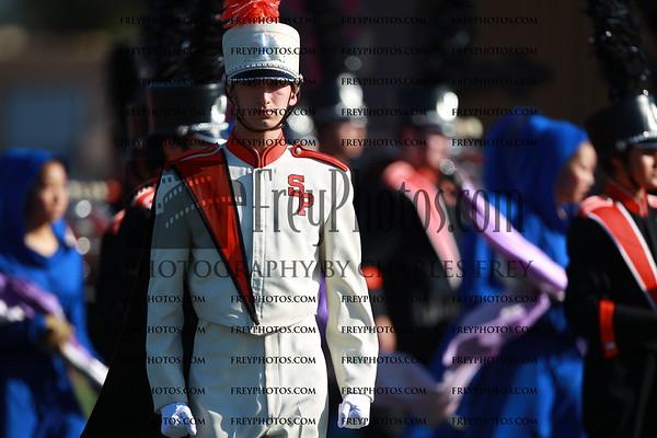 South Pasadena Tiger Marching Band & Color Guard