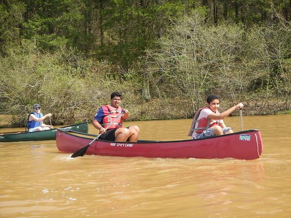 Spring Outdoor - Canoeing @ Chris Greene