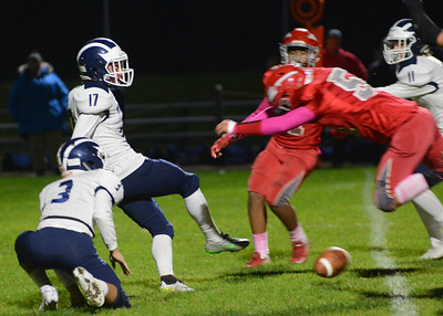 West Geauga at Edgewood football October 18, 2019