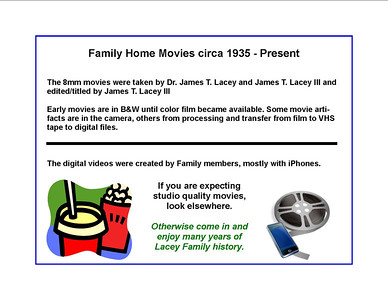 Movies - Family Flicks