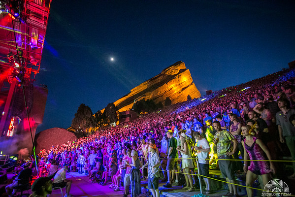 String Cheese Incident - Red Rocks 2015