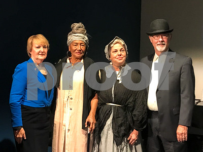 8/26/18 2018 Women's Equality Day Celebration with Barbara Bass by Schuyler Wick