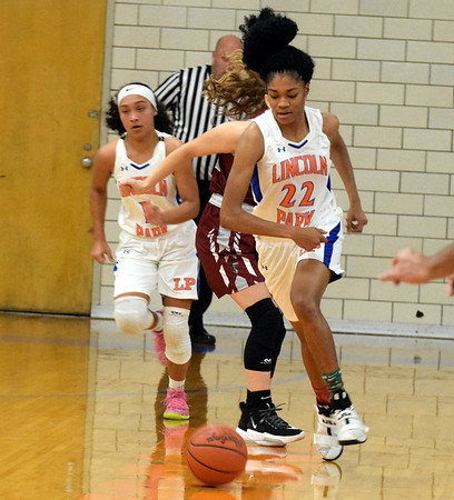 HS Sports - Southgate Anderson at Lincoln Park Girls Basketball 19