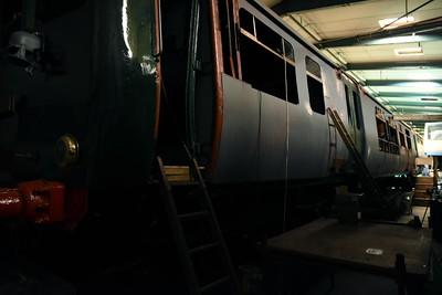 LMS Southport (class 502) EMU