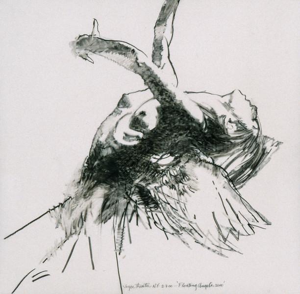 Floating Angel #17 (2000)