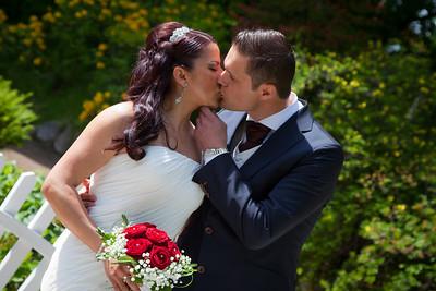 MIO AND MARISOL WEDDING SWEDEN