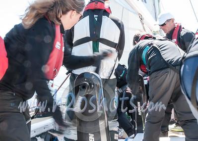SF Bay Sail With Henri Lloyd