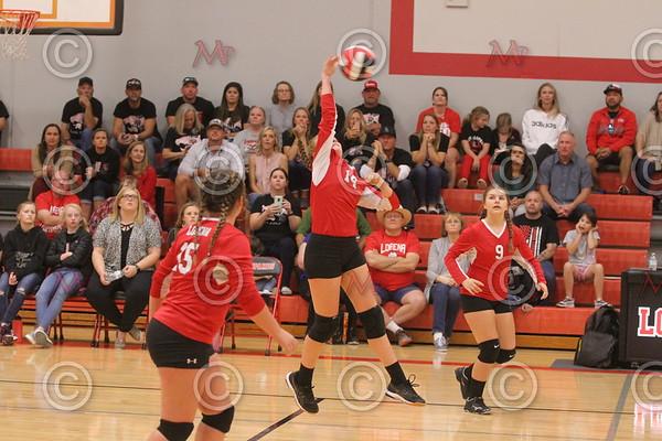 10_21_19 LMS vs Gatesville Volleyball