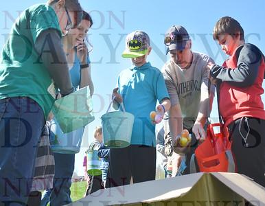 Newton YMCA Easter Egg Hunt April 20, 2019