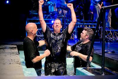 2015-11-22 - 9am Baptism