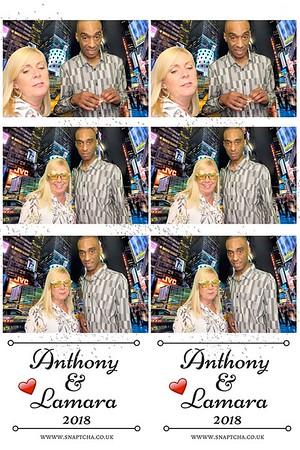 Anthony & Lamara 2018