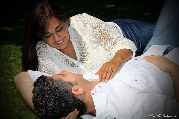 Sample - Engagement Portrait - Reena & Uygar