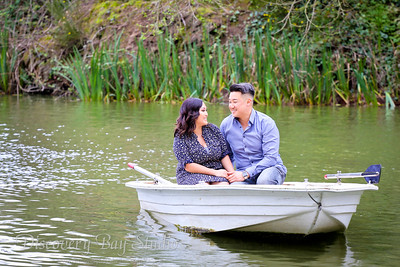 Michelle & Ben Engagement Shoot 03-19-2017