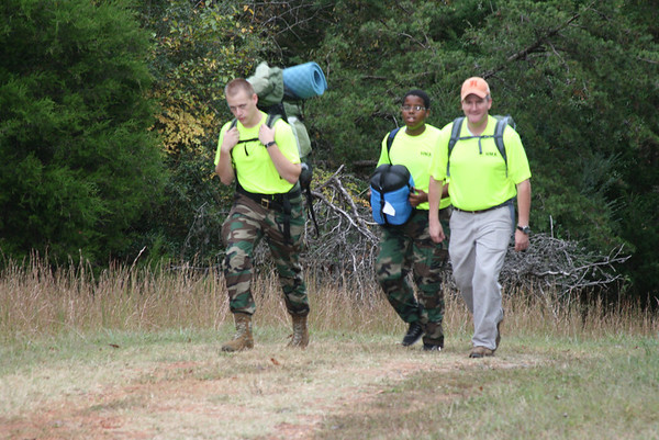 Troop 68 Camping Trip